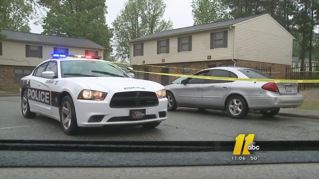 Police searching for gunman in Durham