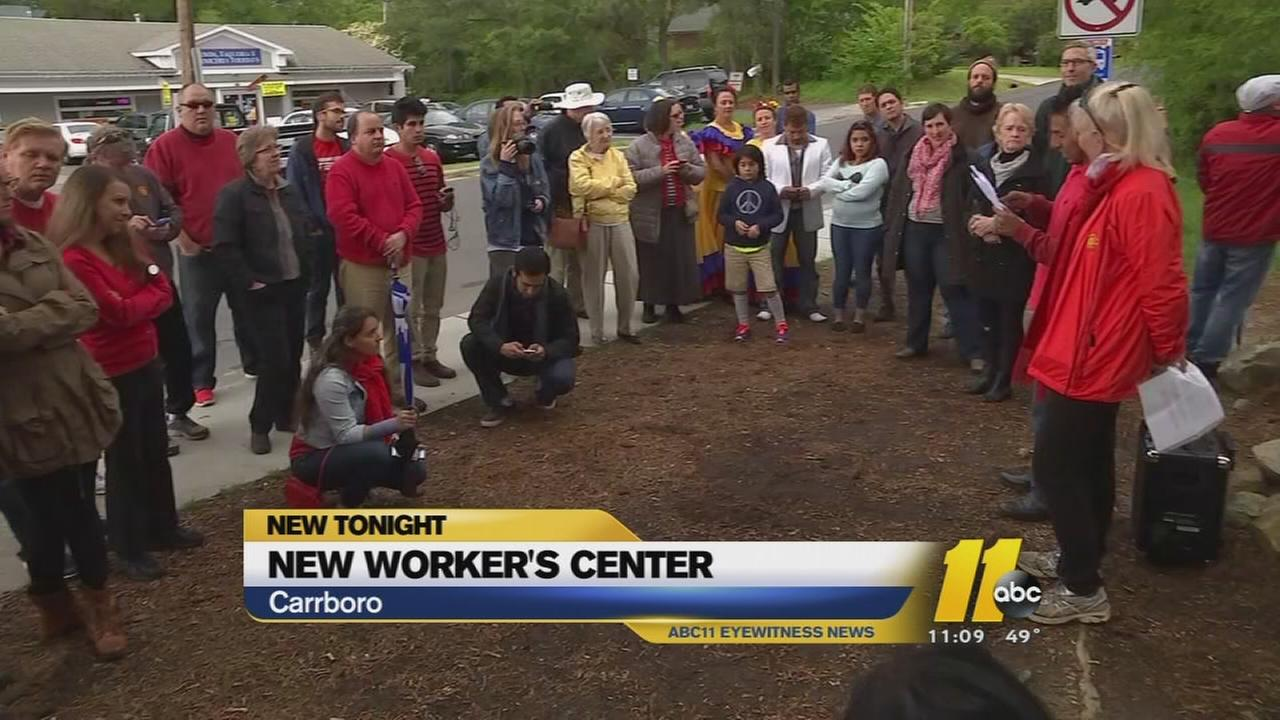 Workers Center opens in Carrboro