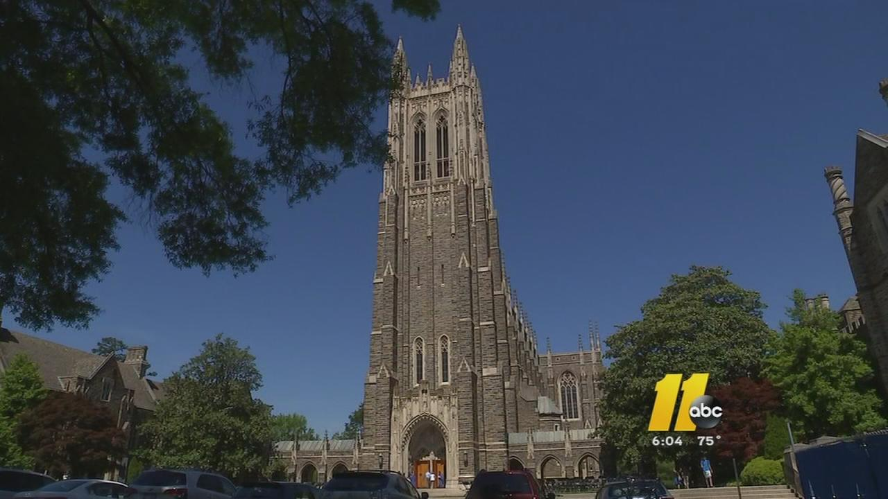 Duke chapel closes for renovations