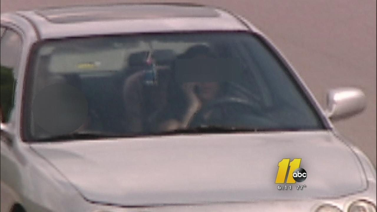 I-Team: Distracted drivers