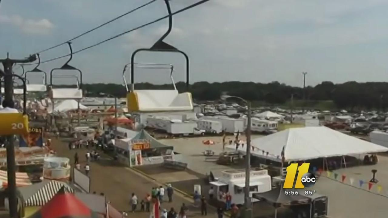 Fair officials propose chair lifts