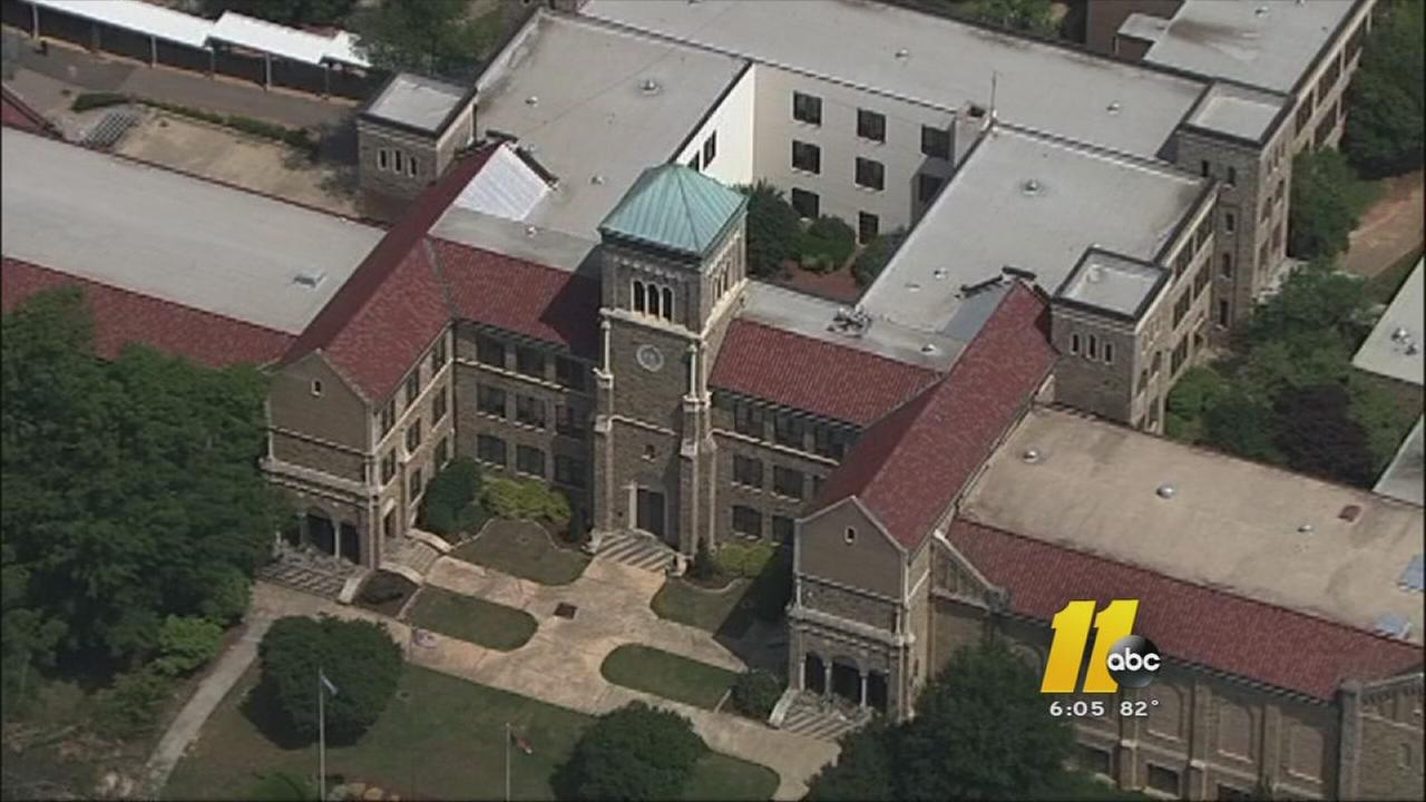 Raleigh's Broughton High School closed by bomb threat   abc11.com