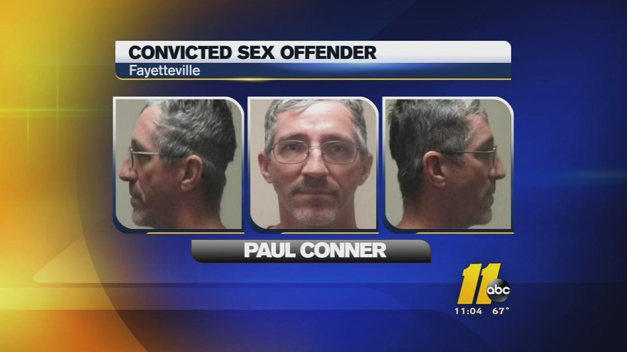 Sex offender allegedly allowed to work at school -- Paul Conner