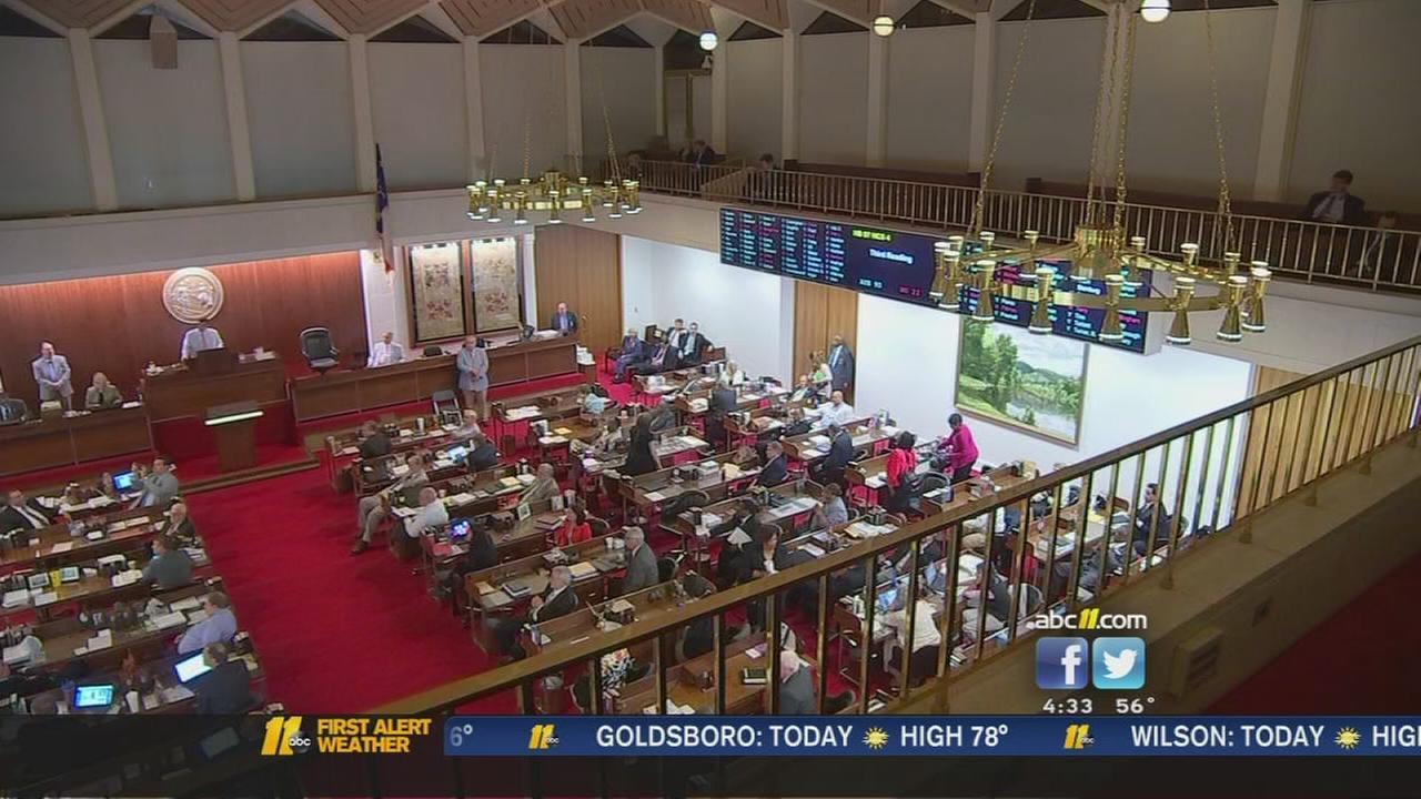 State budget vote