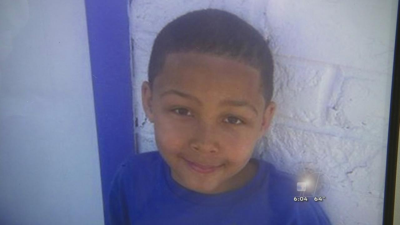 Funeral held for young Wake Forest boy
