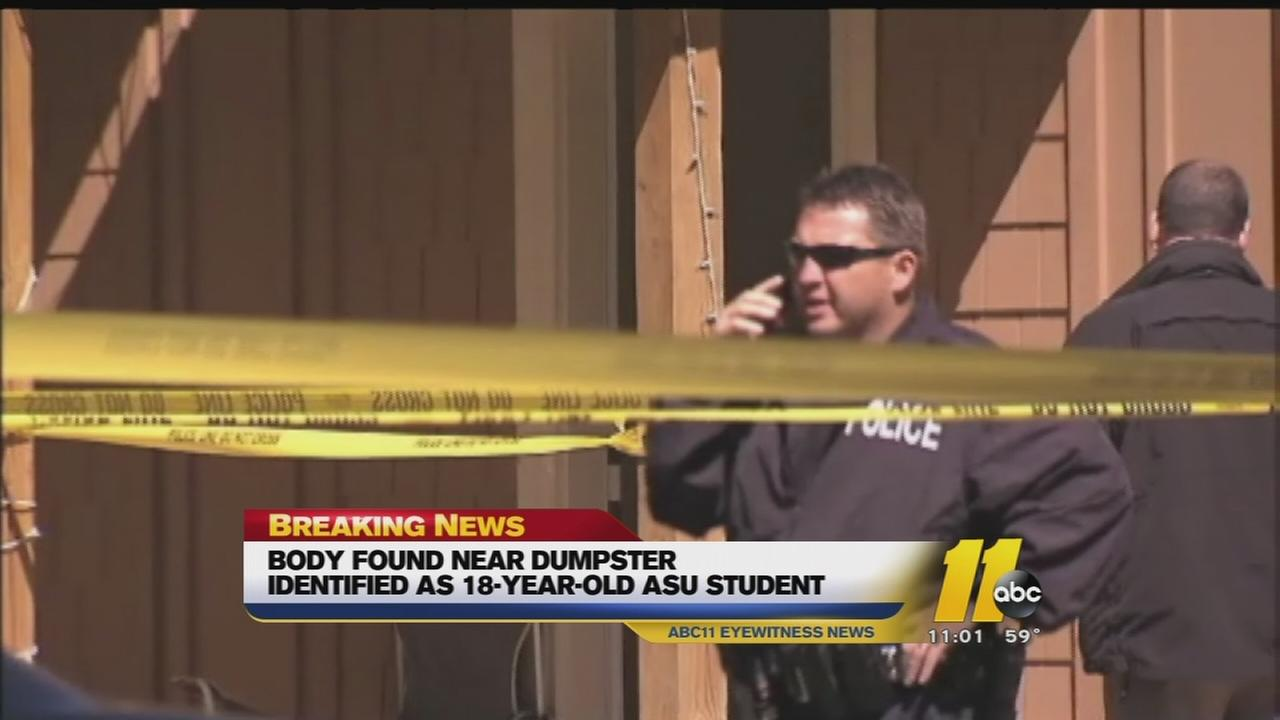 ASU students body found