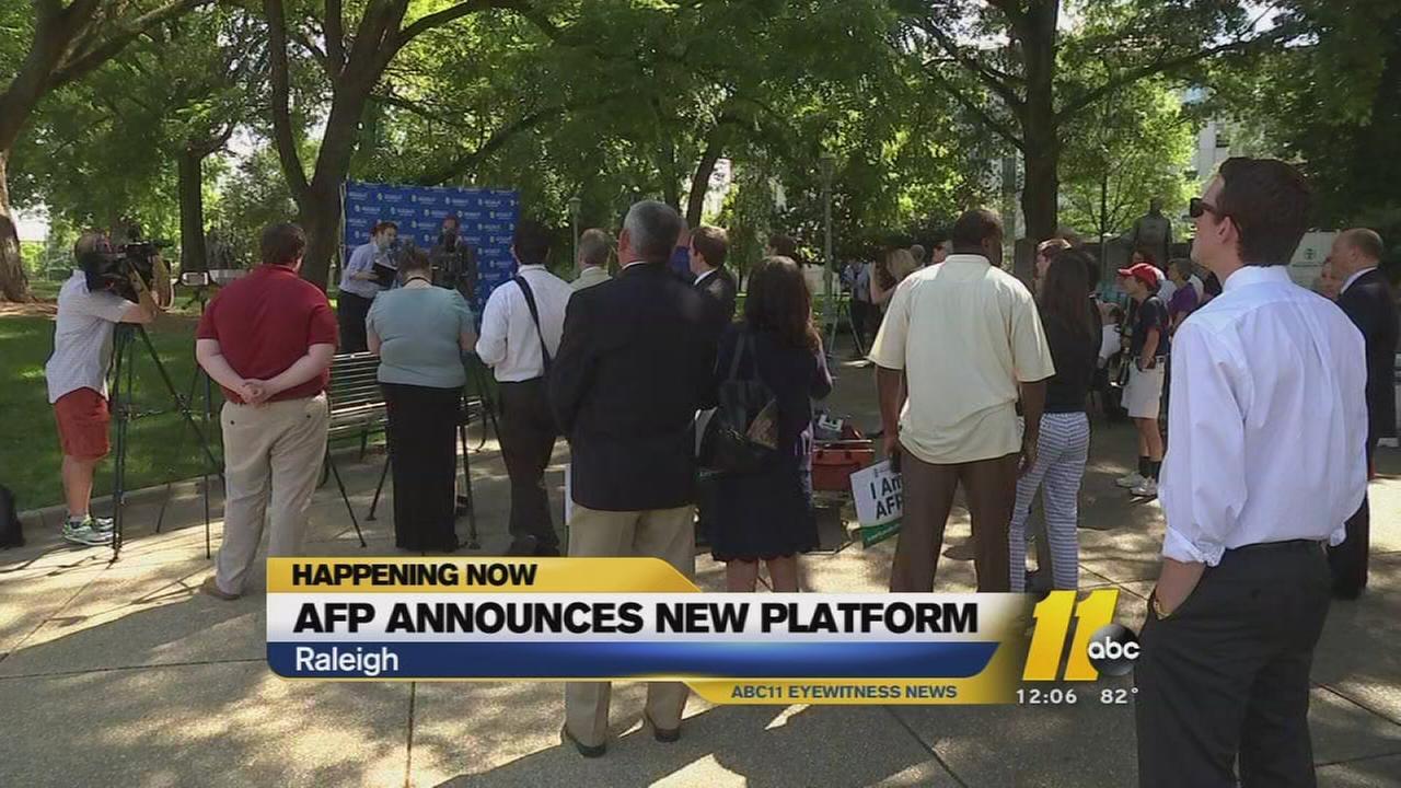 AFP announces new platform