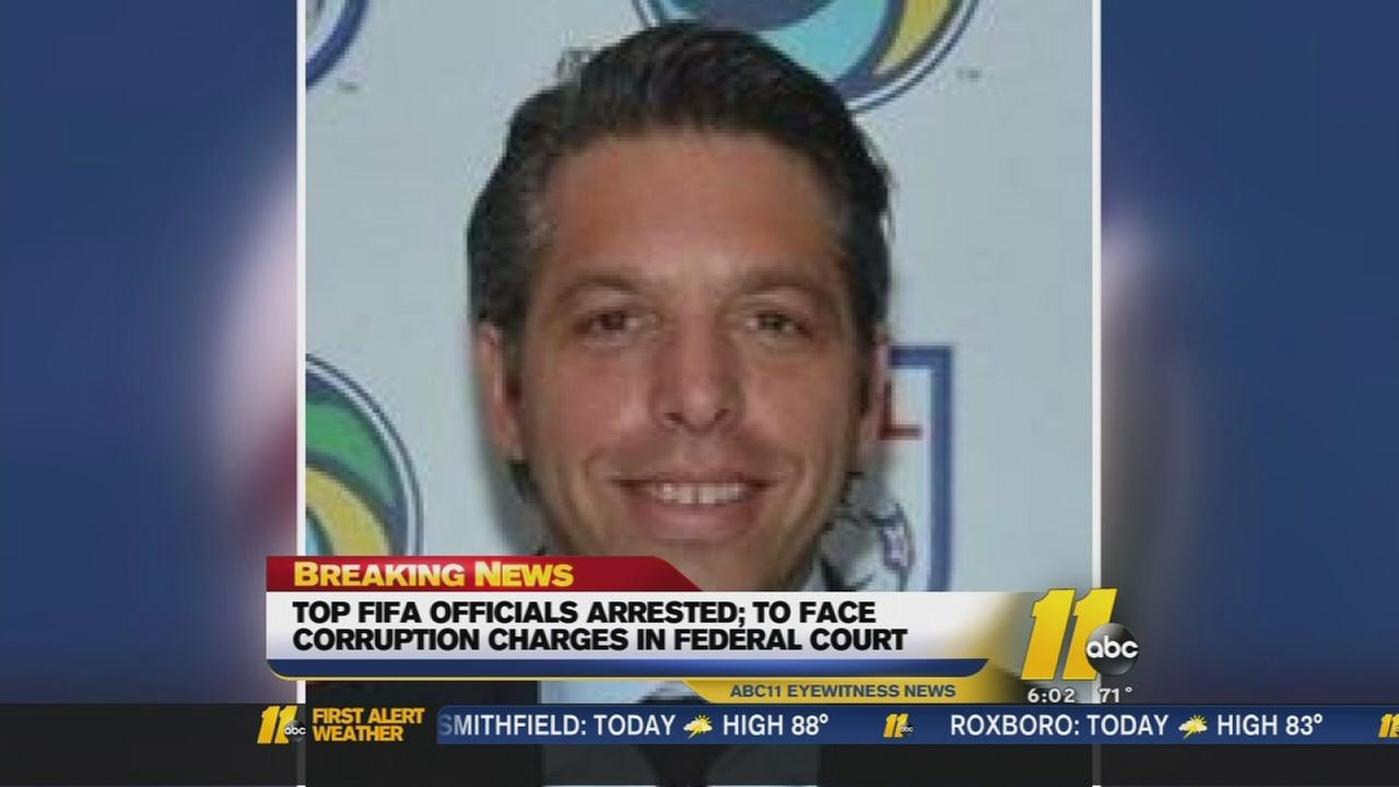 Carolina Railhawks owner among those indicted in FIFA corruption investigation