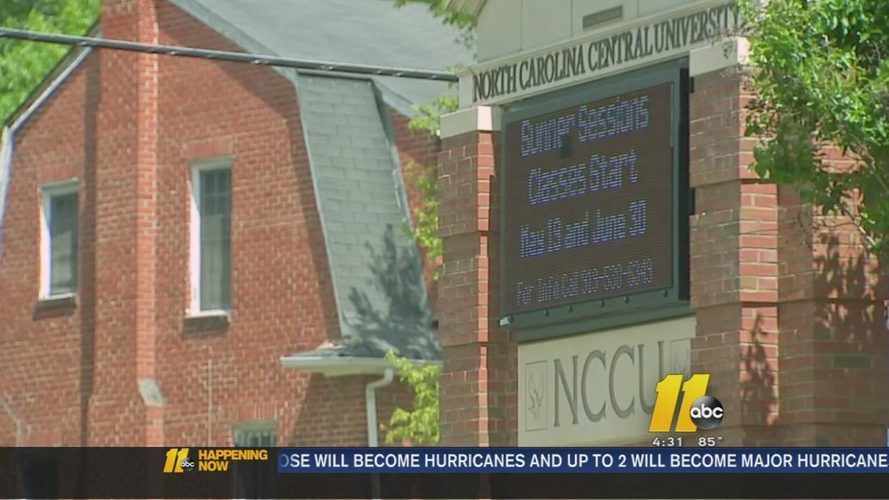 NCCU Chancellor accused of racism