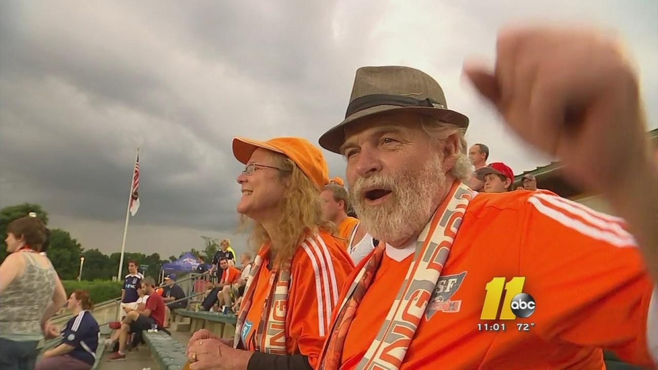 RailHawks fans react to FIFA scandal