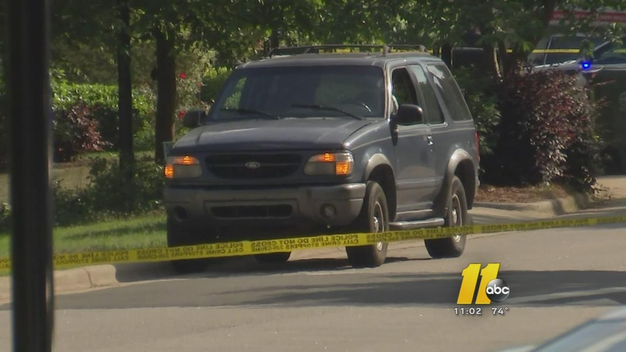 Explosive device detonated in Cary