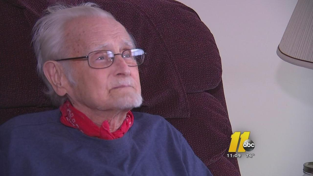 Veteran hopes to help others
