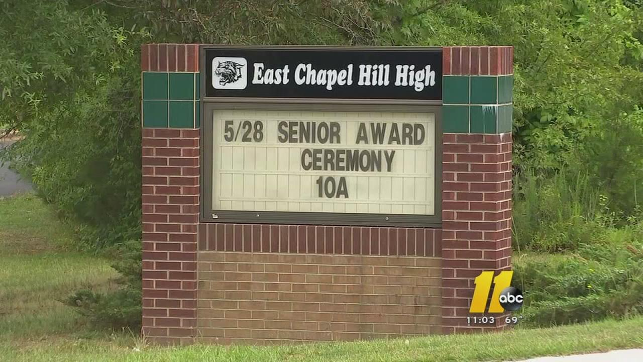 High school students treated after apparent overdoses in Chapel Hill