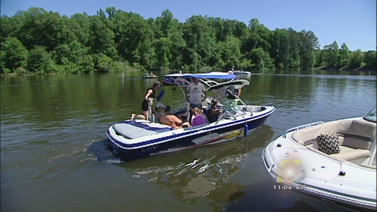Wildlife Officers patrol lakes, make sure boaters follow the law