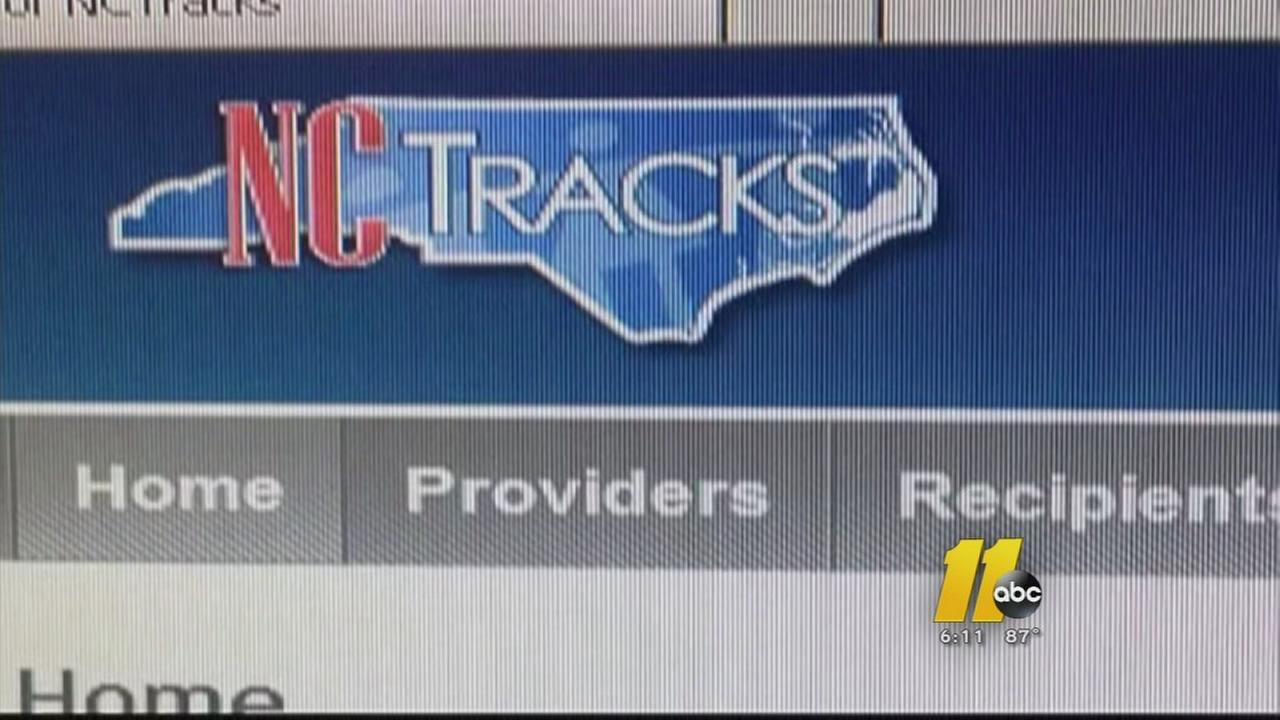 NC Tracks website