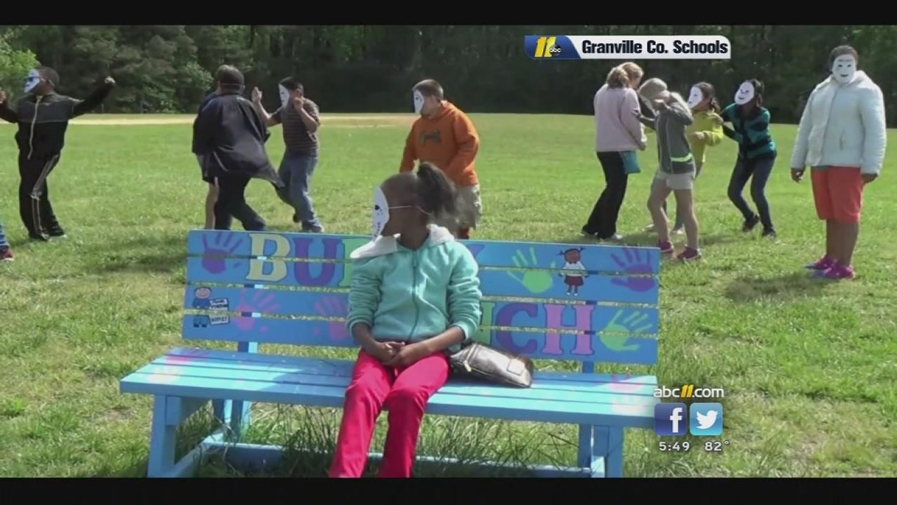 Anti-bullying video in Granville County schools
