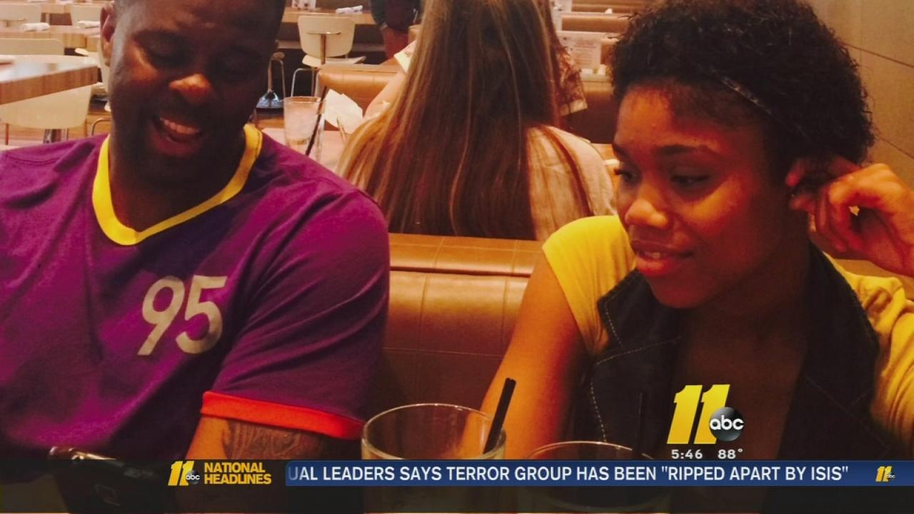 Coach Moton talks bullying with woman who attempted suicide