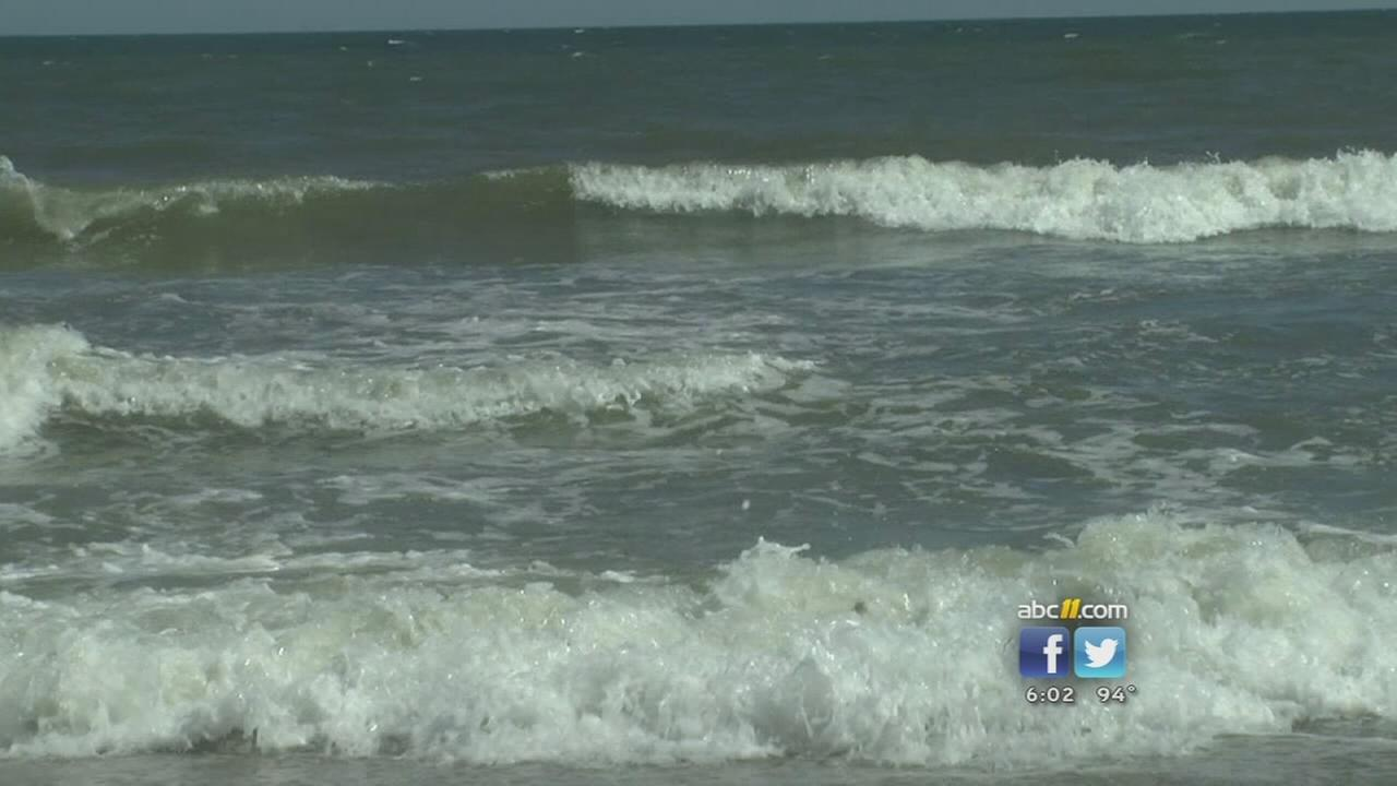 After attacks oak island considers shark fishing ban for Ocean crest fishing pier