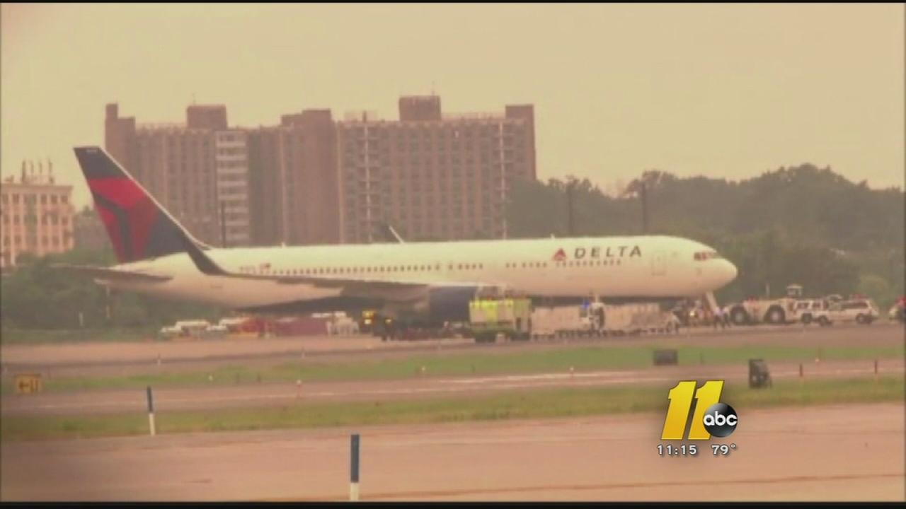 Delta plane threat in NJ