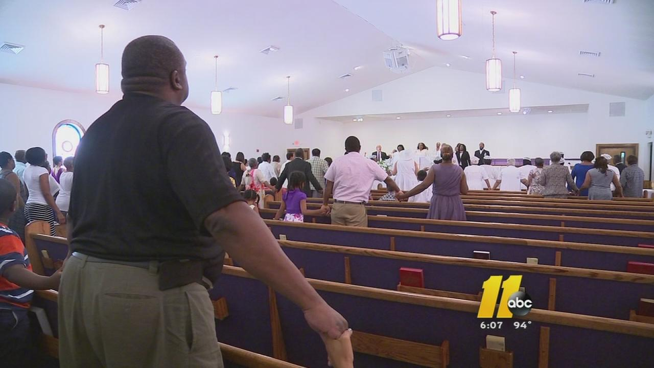 Local churches remember victims of Charleston shooting