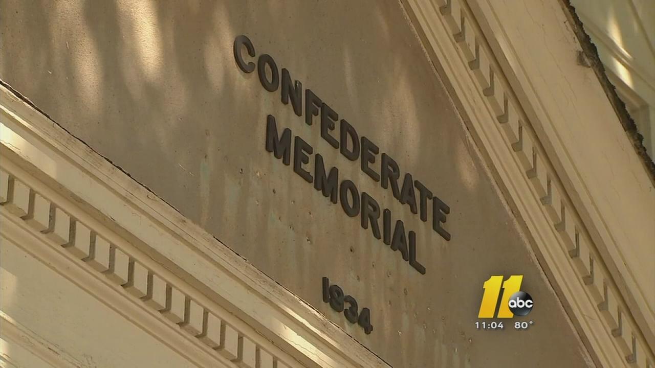 Confederate Memorial to remain on Hillsborough museum