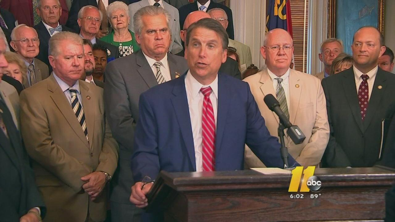NC Connect announced by Gov. Pat McCrory