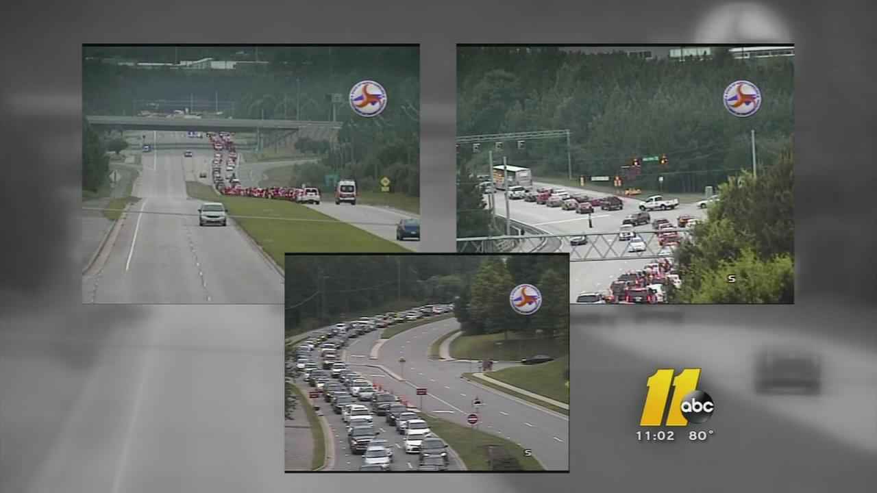 Rolling Stones concert caused Raleigh traffic headaches