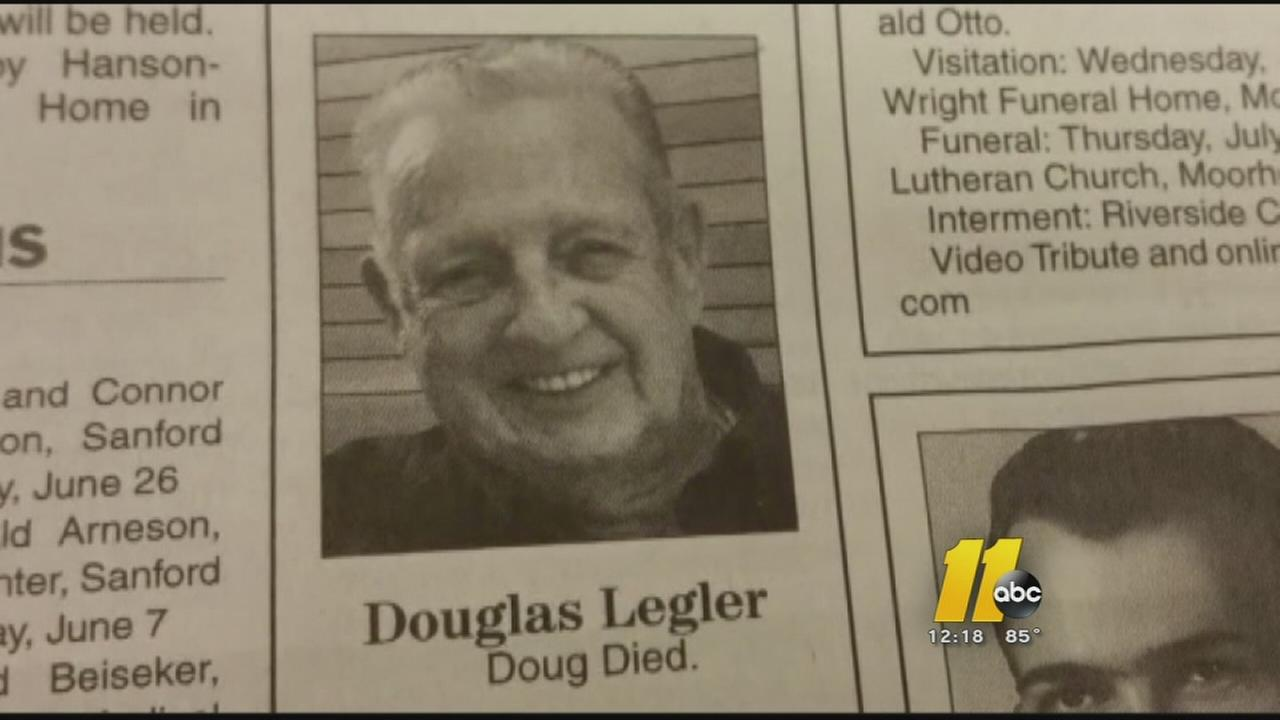 Mans short obituary goes viral