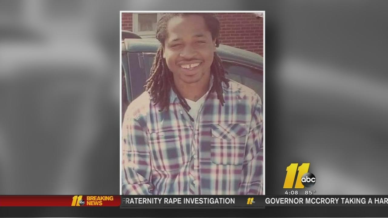 Man found shot to death on Raleigh street -- James Alston III