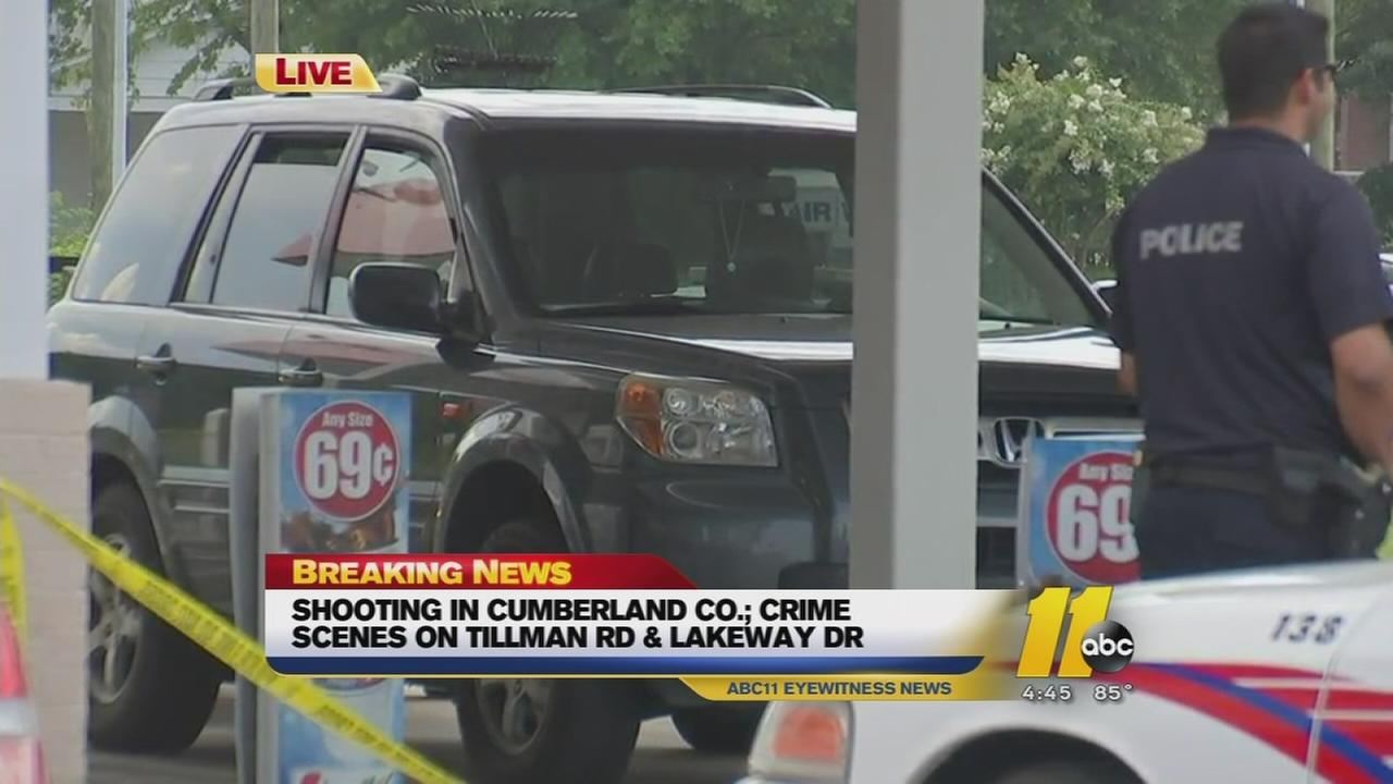 Police investigate Fayetteville shooting
