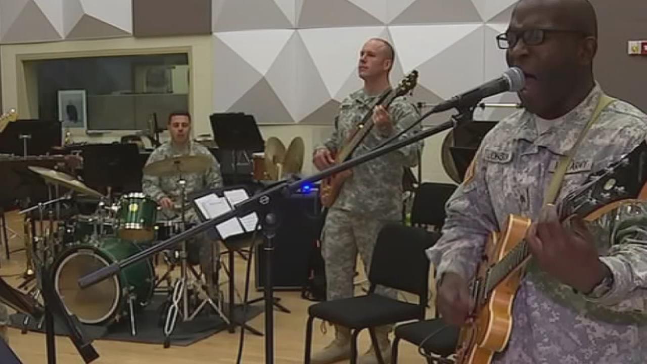 Fort Bragg band