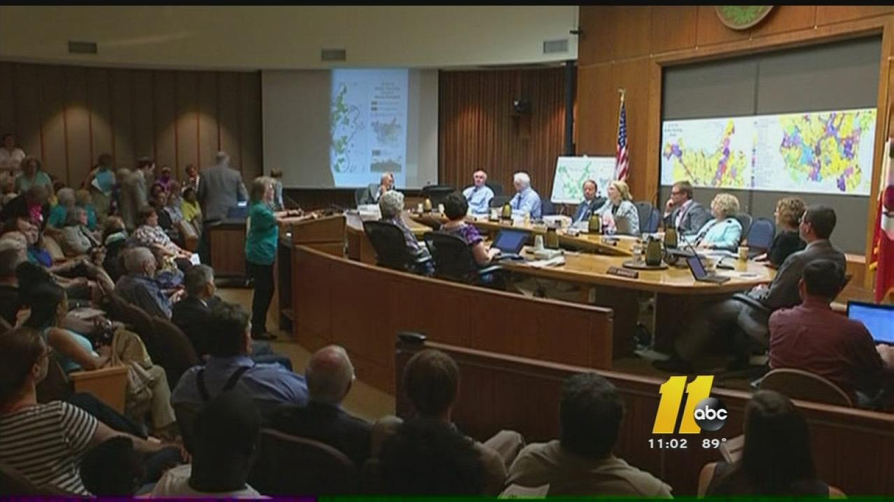 Reaction mixed to plan to rezone Raleigh areas