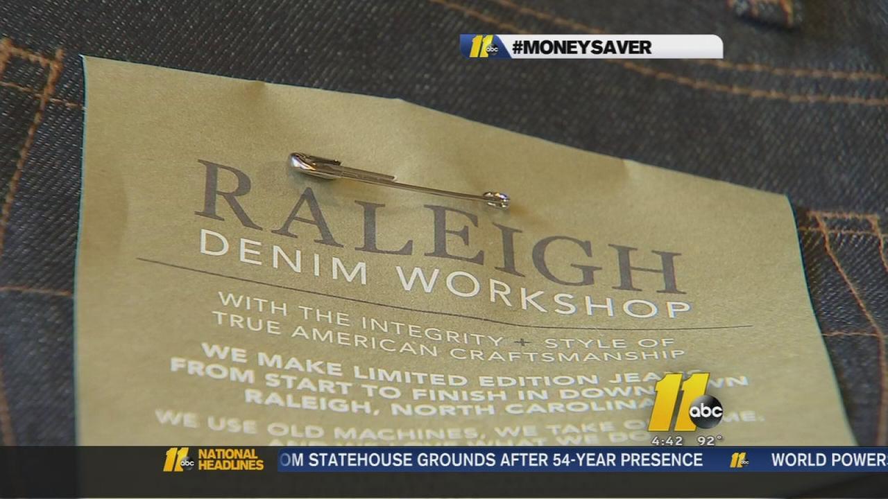 Raleigh Denim sample sale