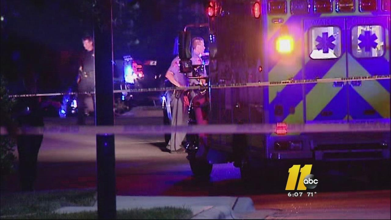 Police officer wounded in Raleigh shooting