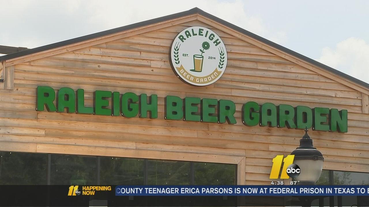 ABC11 gets sneak peak of Beer Garden