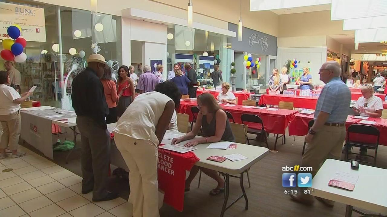 400 sign up as bone marrow donors