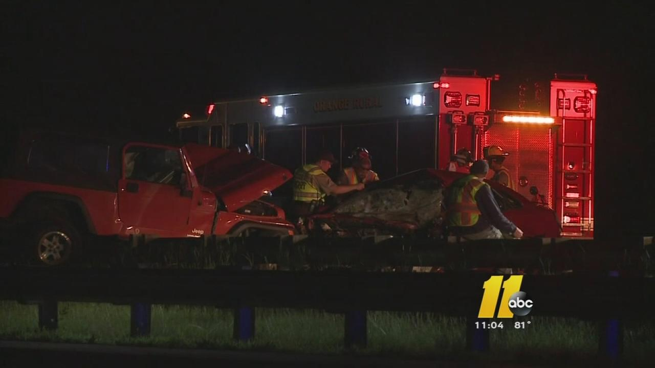 911 calls shed light on I-85 head-on crash that killed 3