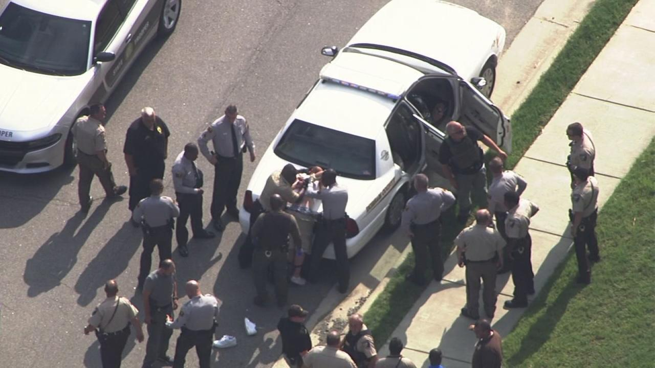 Bank robbery suspect caught