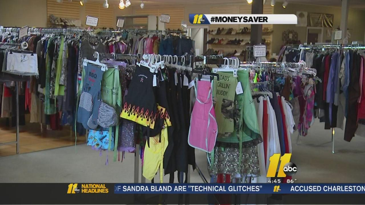 Cary thrift stole offering huge sale