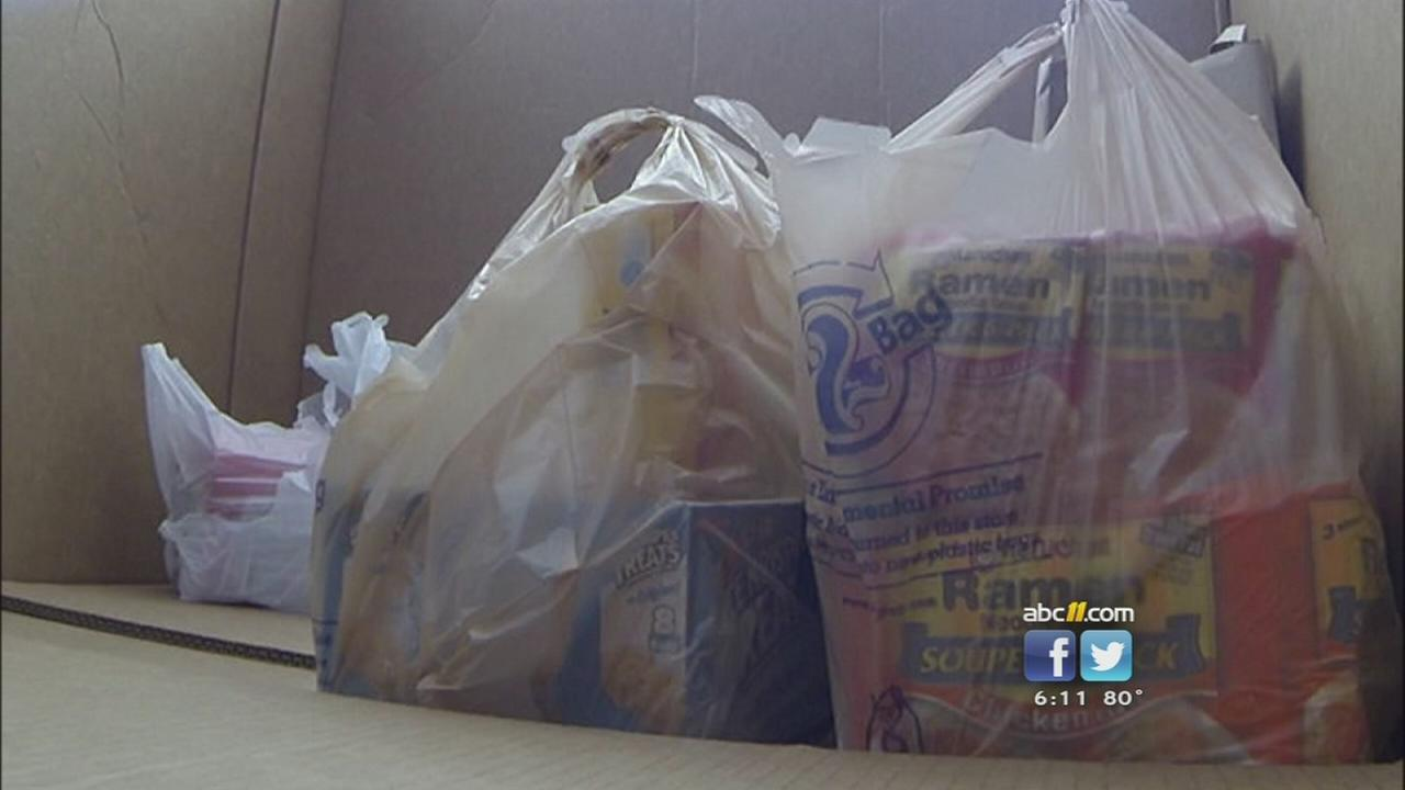 ABC 11, Food Bank of Central and Eastern NC work to stop summer hunger
