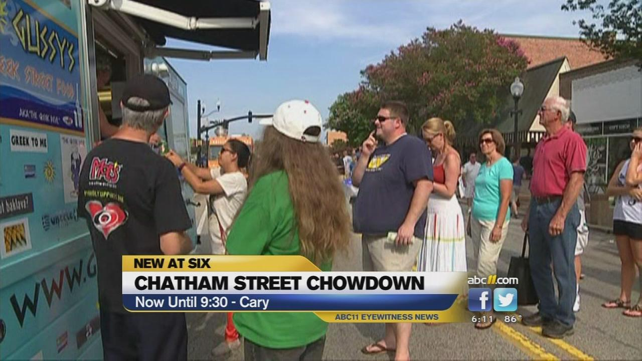Chatham Street Chowdown
