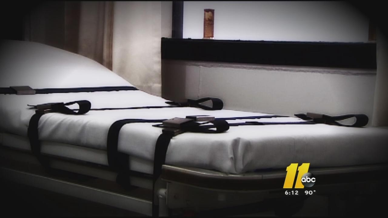 NC Legislature passes execution bill