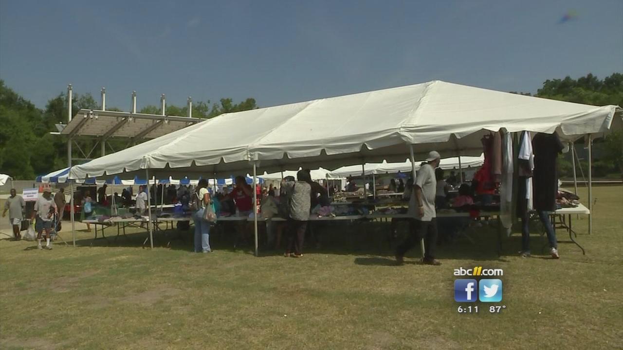 Homeless stand down focuses on veterans