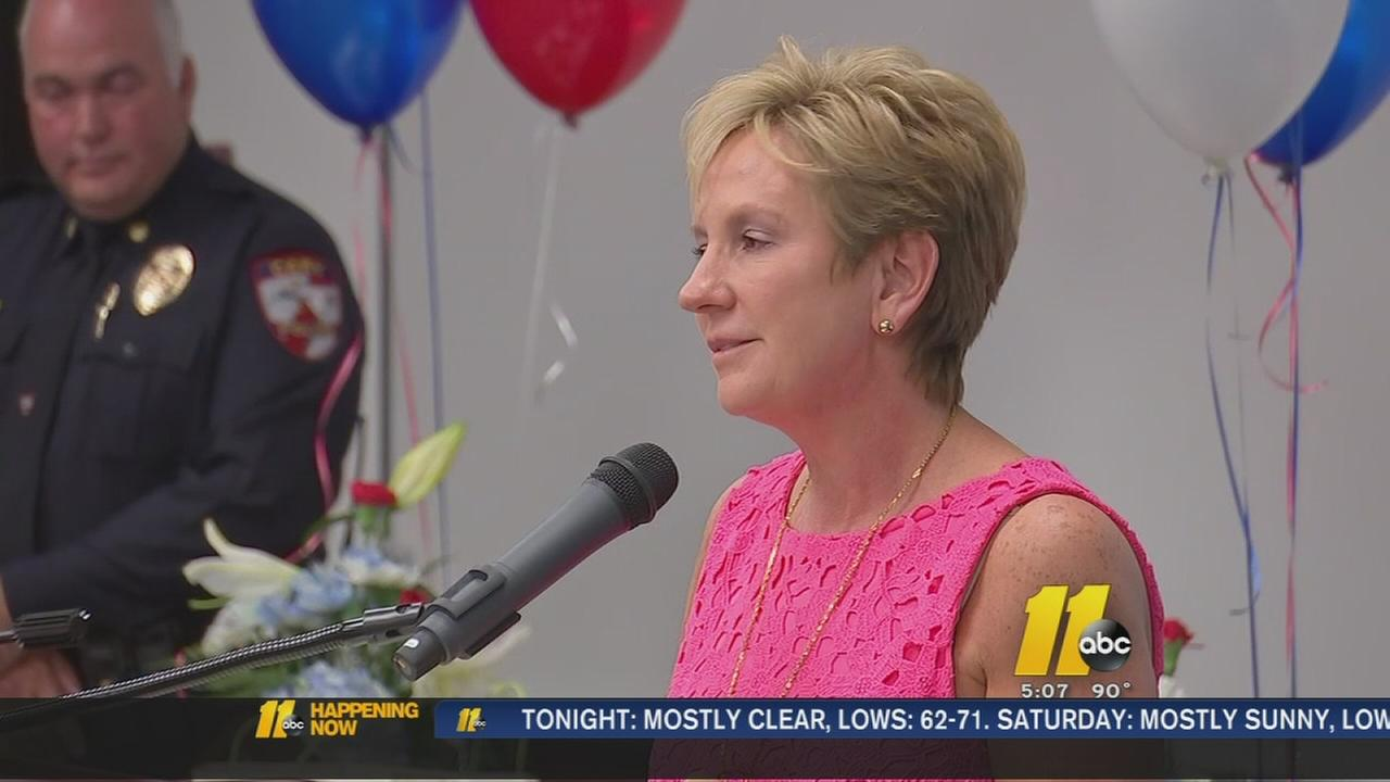 Cary Police Chief retires