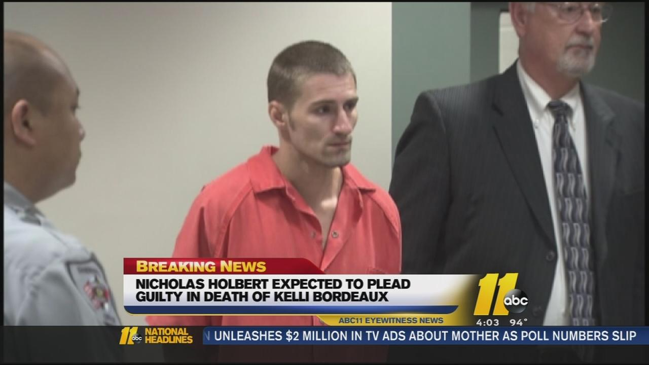 Suspect in Kelli Bordeax murder to enter plea