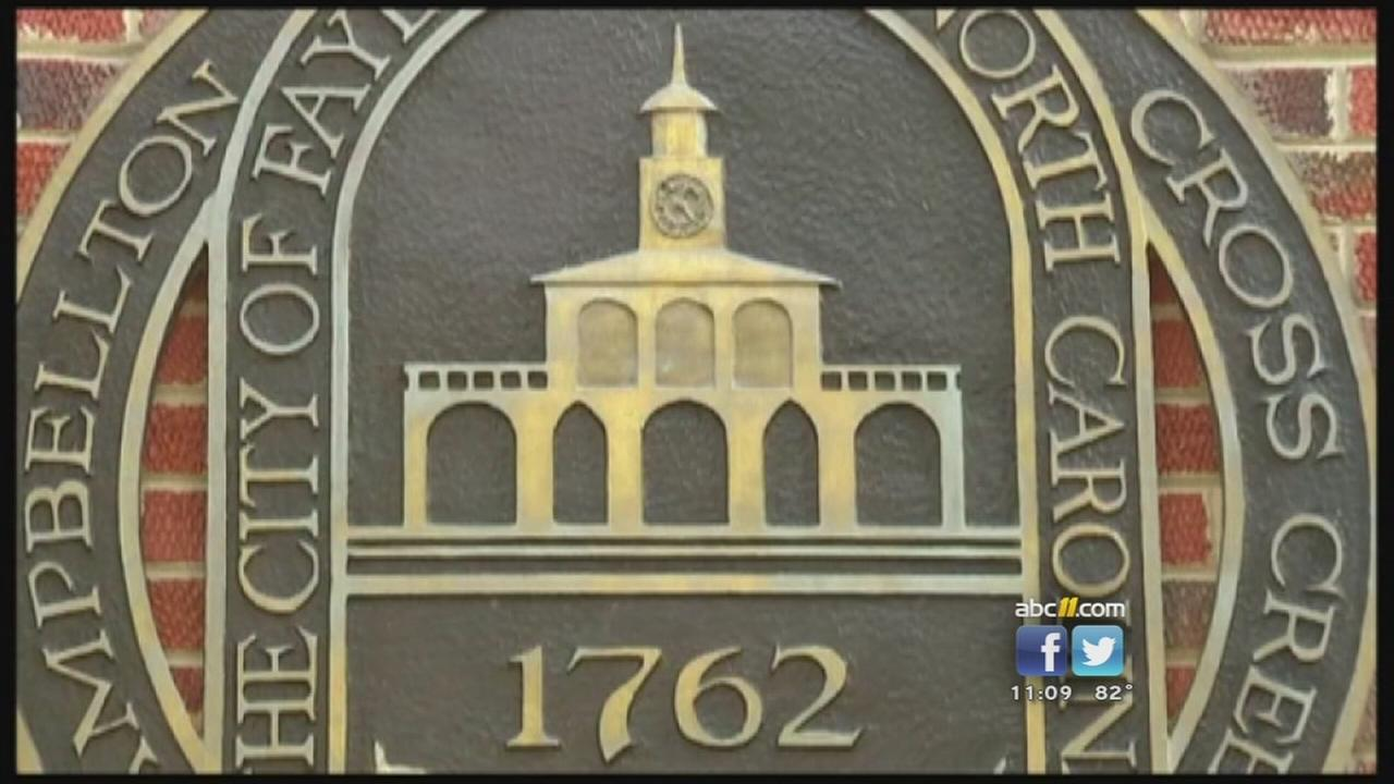 Fayetteville to consider new city seal