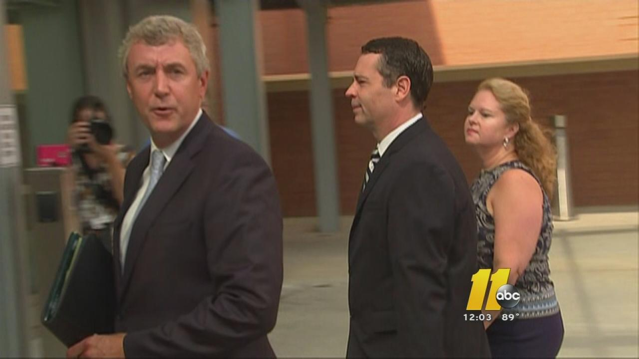 Former SEANC director accused of embezzlement turns himself in to police