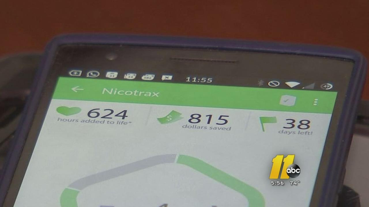 NC State students develop anti-smoking app