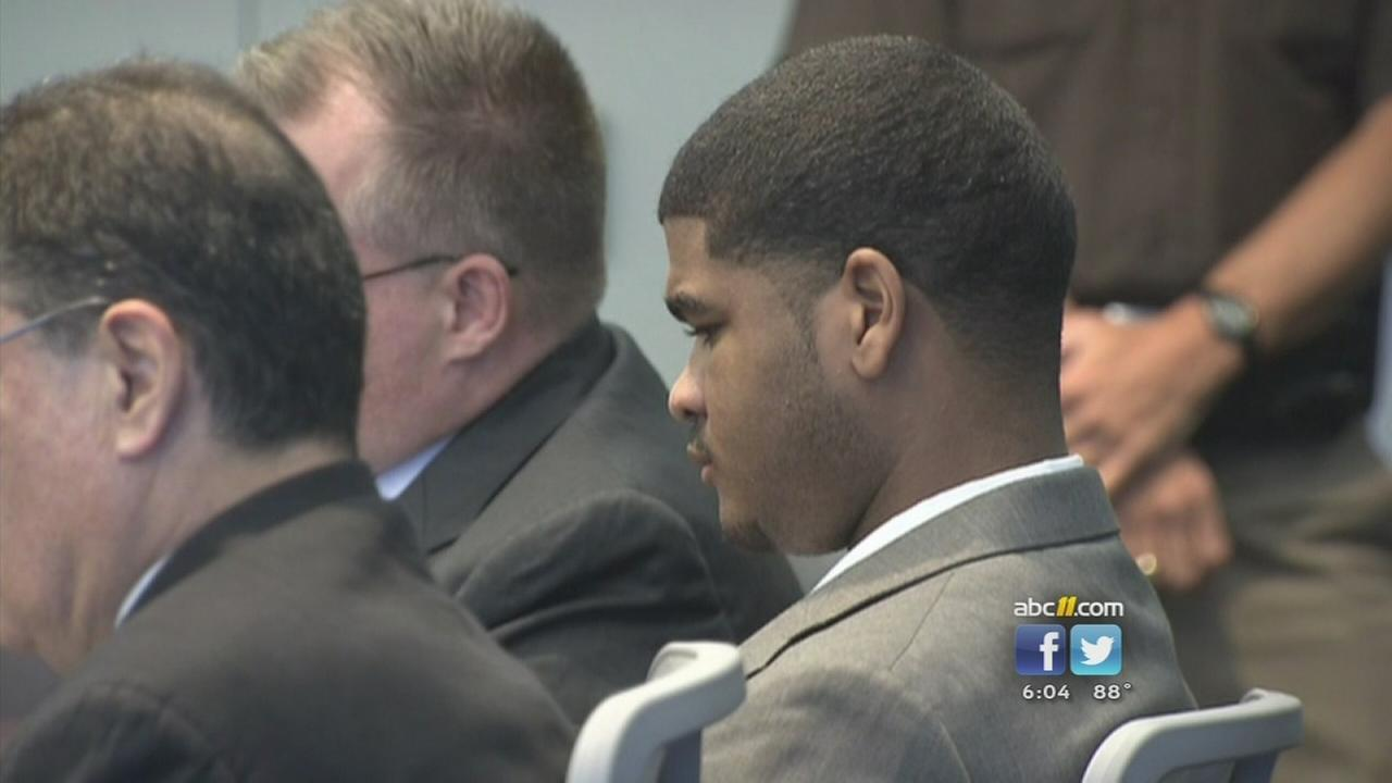Jury finds Carlos Riley not guilty