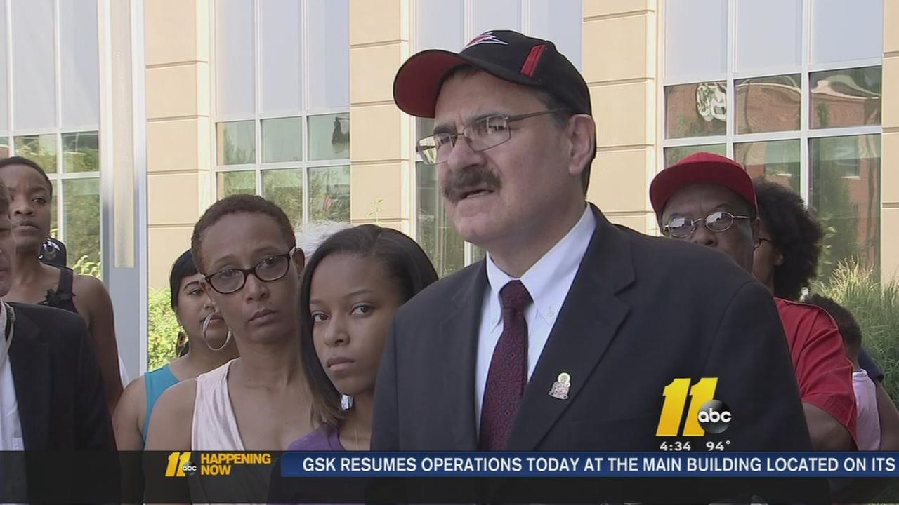 Attorney calls for Durham police chiefs removal